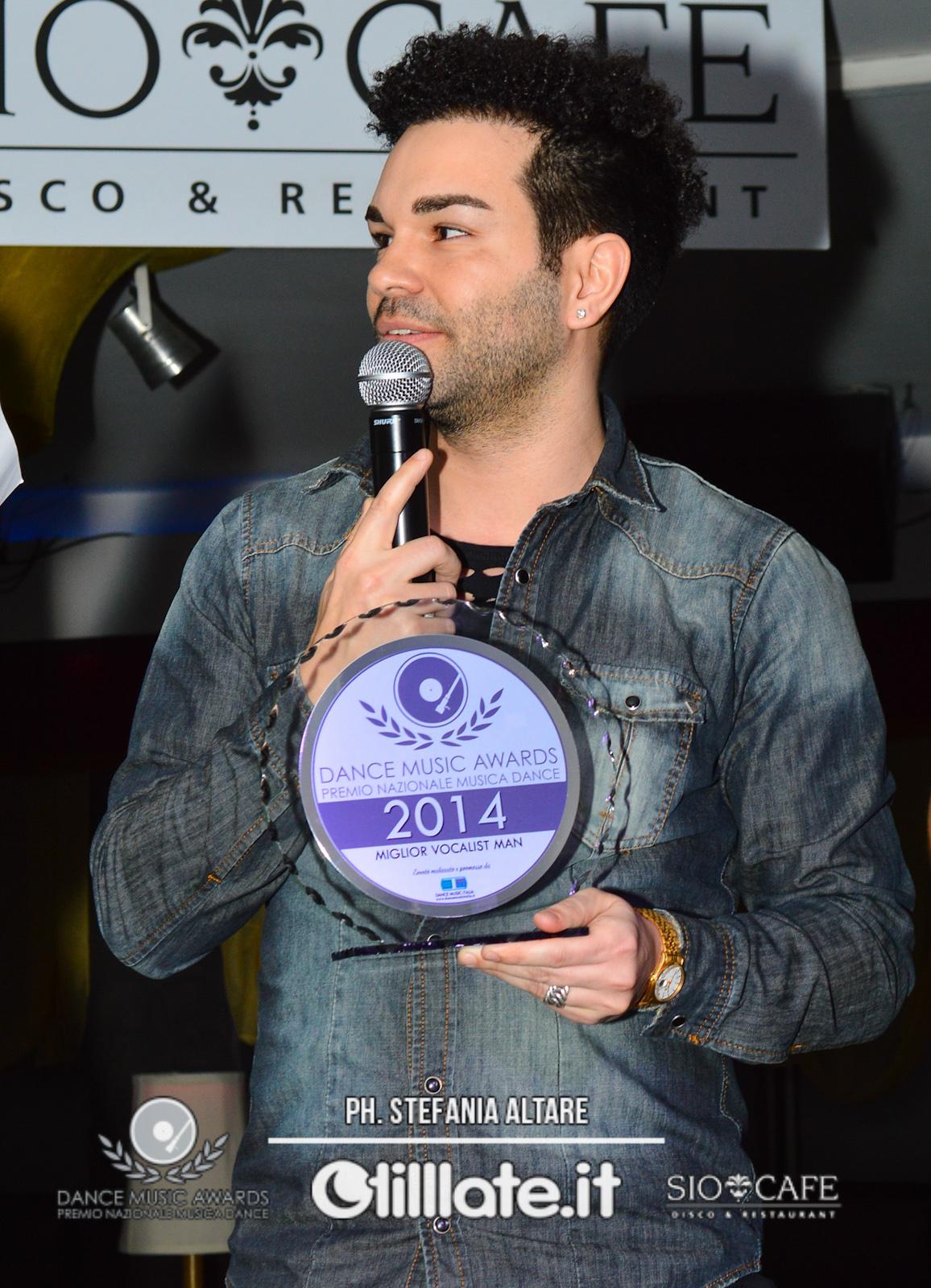 Miglior Vocalist Man 2014