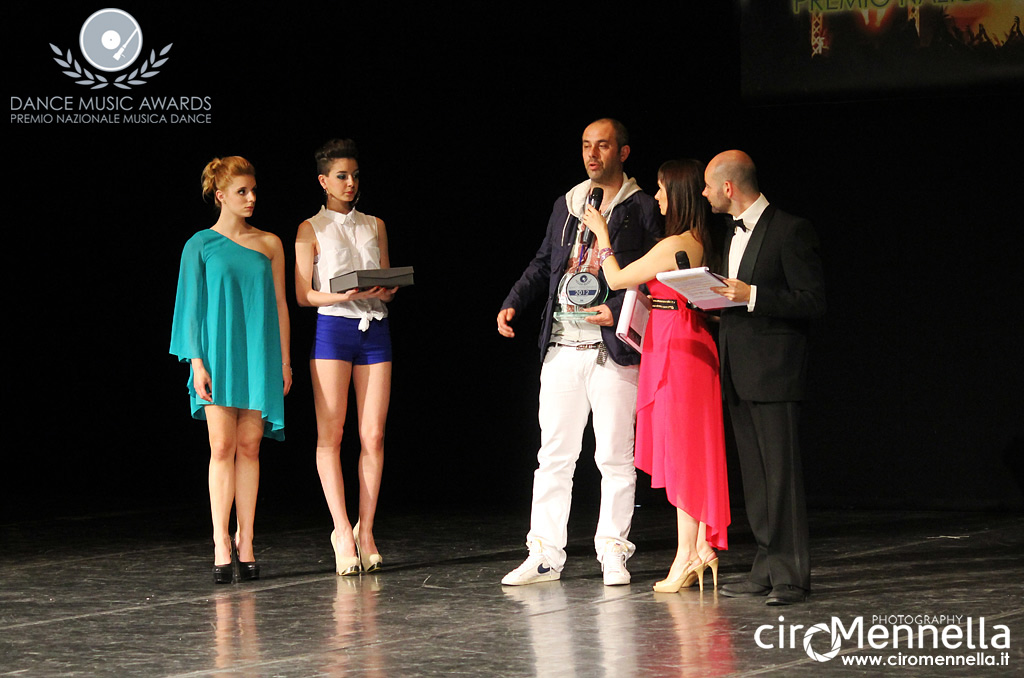 Miglior Deejay 2012